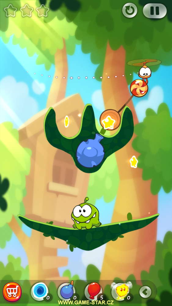 Cut the Rope 8