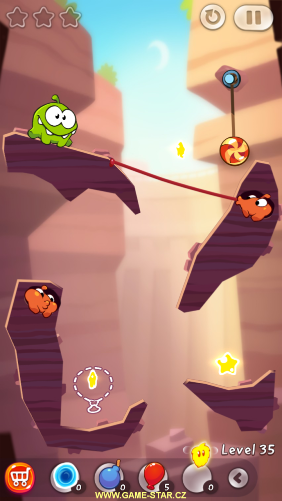 Cut the Rope 9