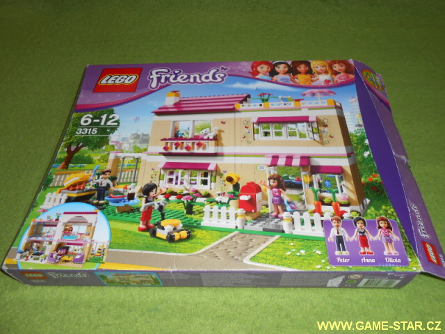 Lego Friends 3315