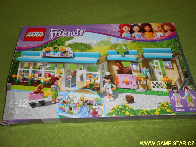 Lego Friends 3188 obal 2
