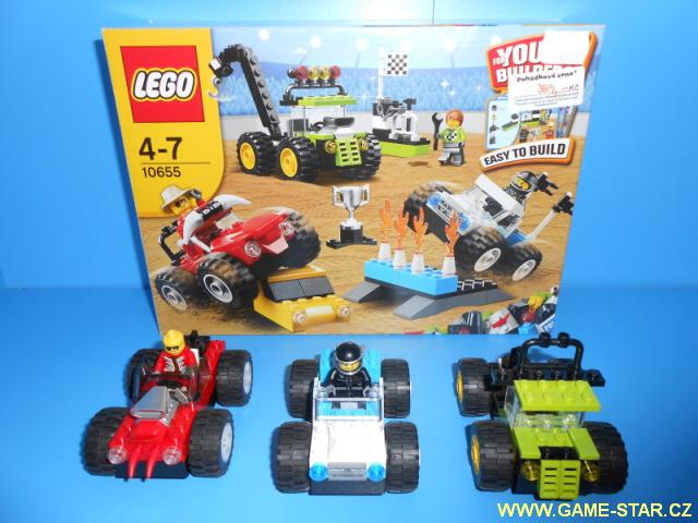 Lego 10655 auta