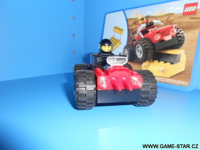 Lego 10655 auto