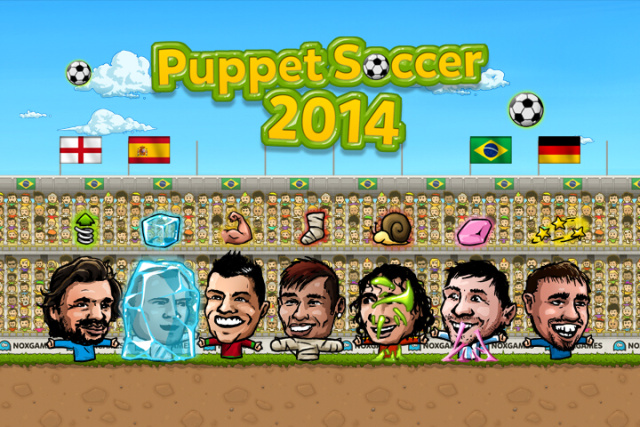Puppet Soccer 2