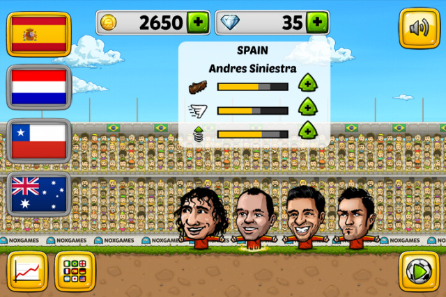 Puppet Soccer 3