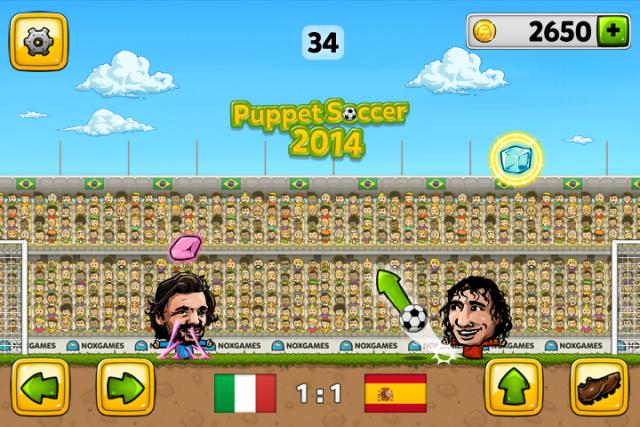 Puppet Soccer 4