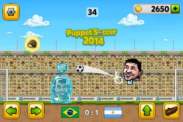 Puppet Soccer 5