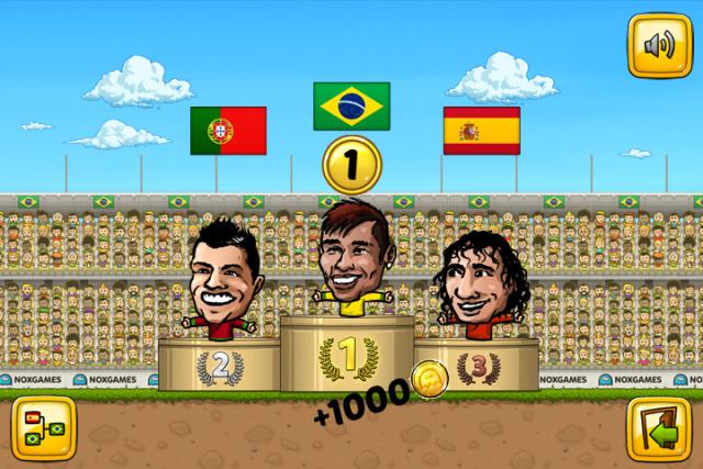 Puppet Soccer 6