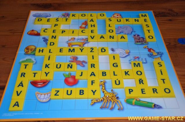 Scrabble pro děti