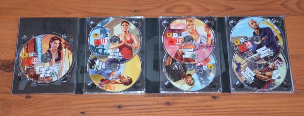 Stahujte Grand Theft Auto V, pokud Vám nejde DVD
