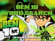 ben-10-word-search