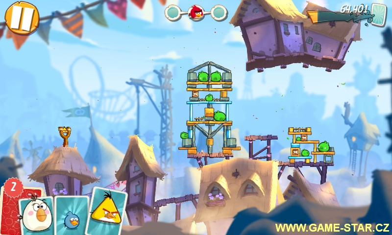 angry birds 2 android 13