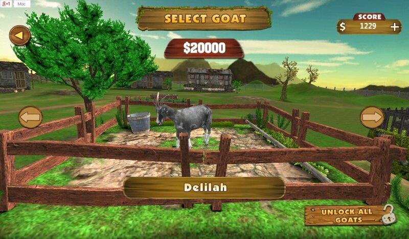 goat simulator 07