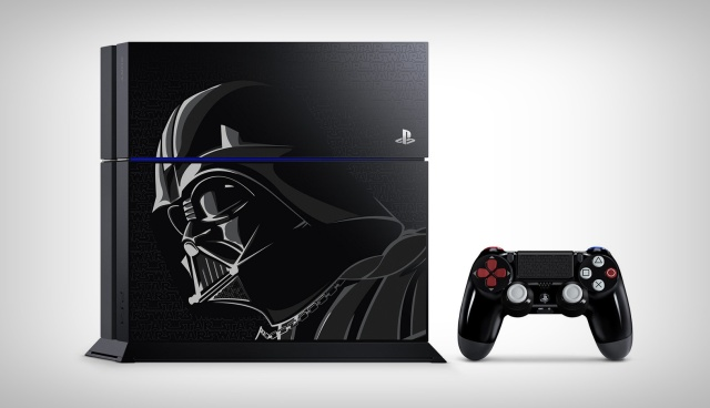 ps4 star wars limited edition