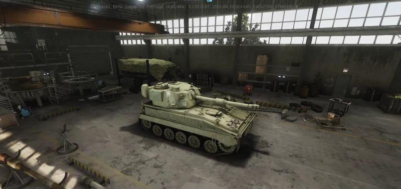 armored warfare online game