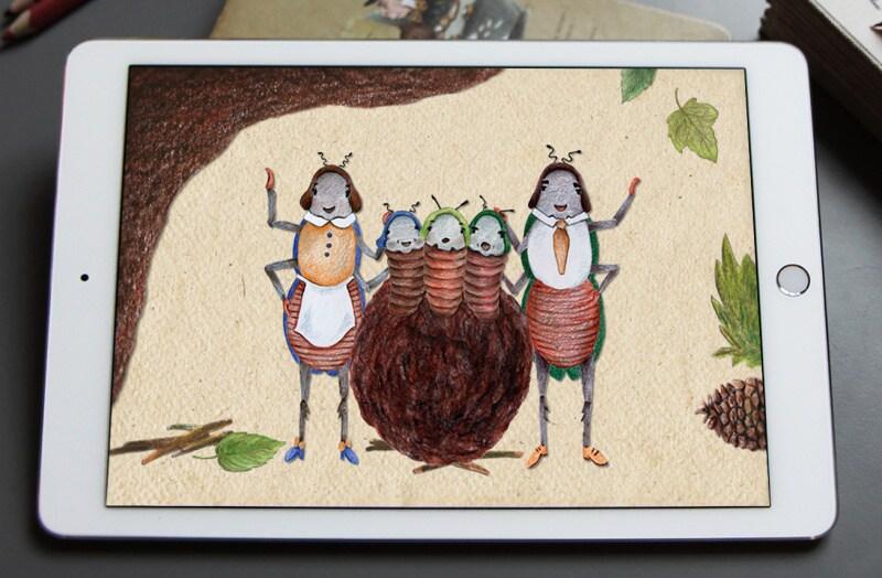chrobákovy trampoty