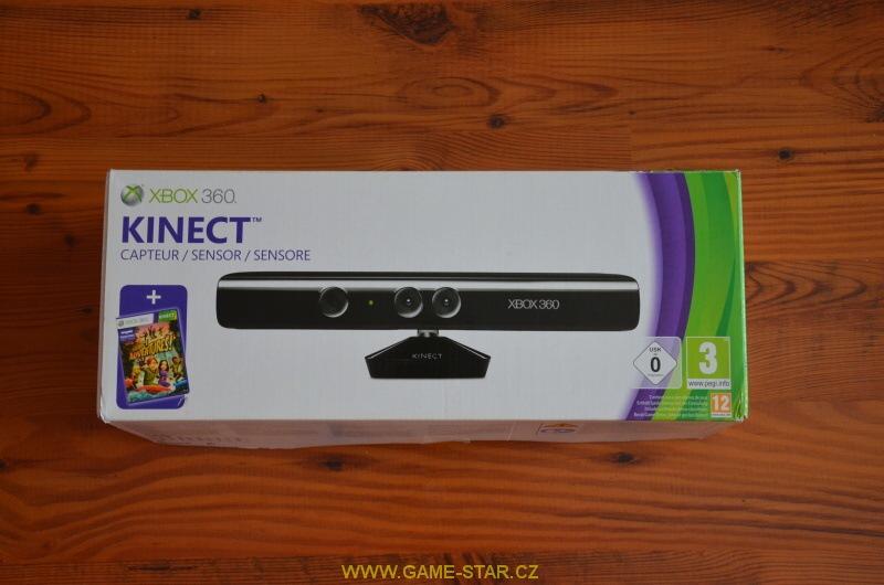 microsot kinect xbox 360 sensor 1