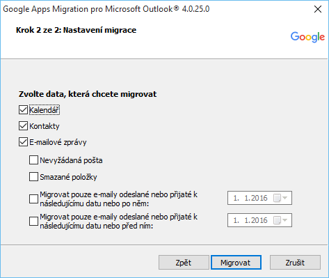 outlook pst gmail migrace 7