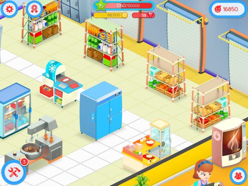 Moje malé Tesco mobilní hra 3