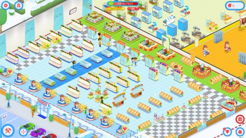 Moje malé Tesco mobilní hra 5