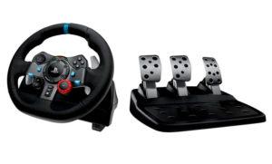 logitech g29 herní volant