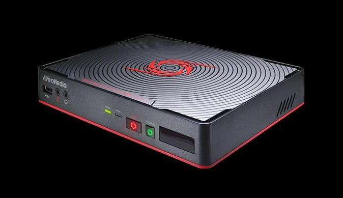 avermedia game capture hdii