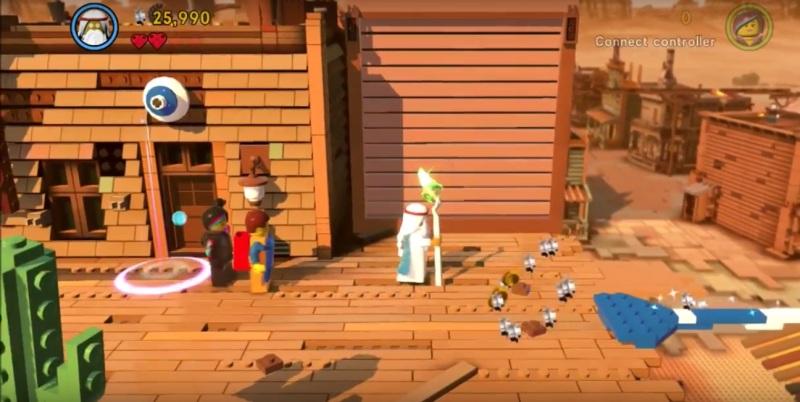 lego movie xbox360 demo