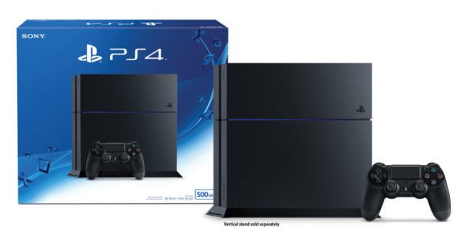 Herní konzoli Playstation 4 koupíte nejlevnější za 7199kč