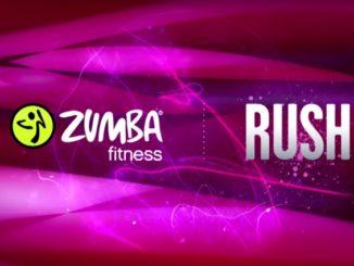 zumba fitness rush kinect xbox360