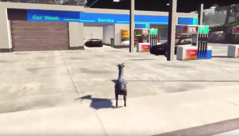 goat simulator xbox360