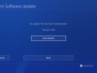 ps4 update 406 - 3