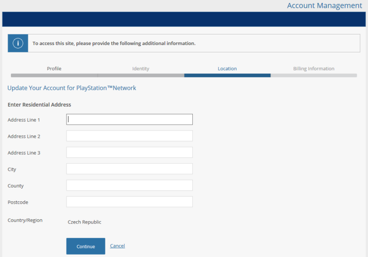 psn registrace 6