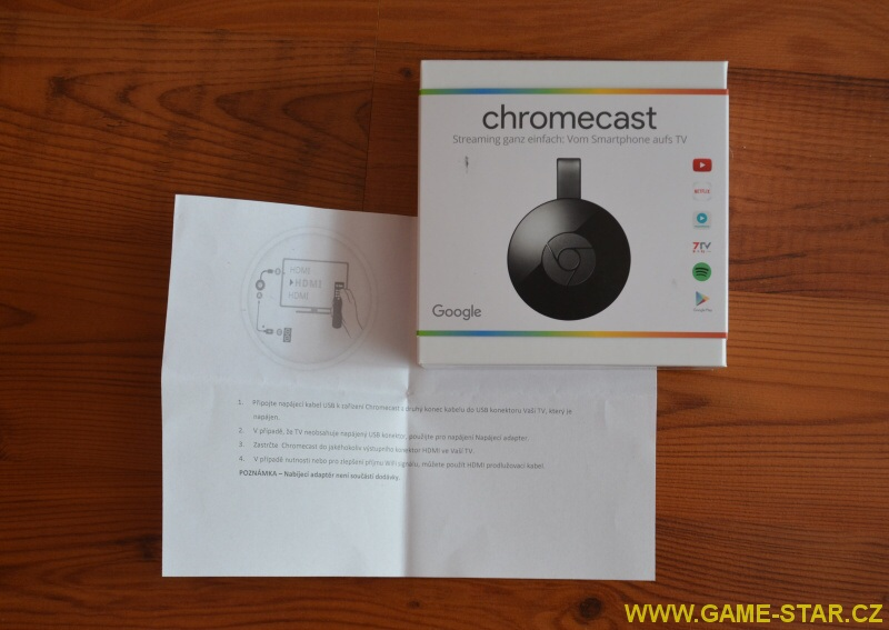 Google Chromecast 2 01