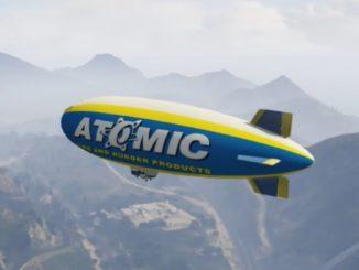gta 5 vzducholoď