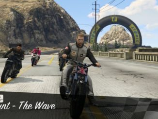 gta 5 online stunt the wave