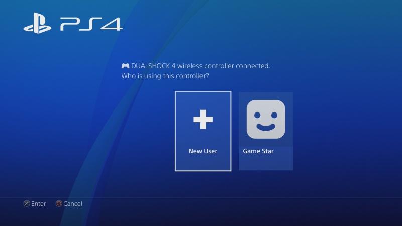 Jak založit účet PS4 pro dalšího uživatele 3