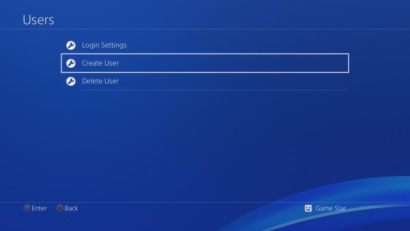 Jak založit účet PS4 pro dalšího uživatele 7