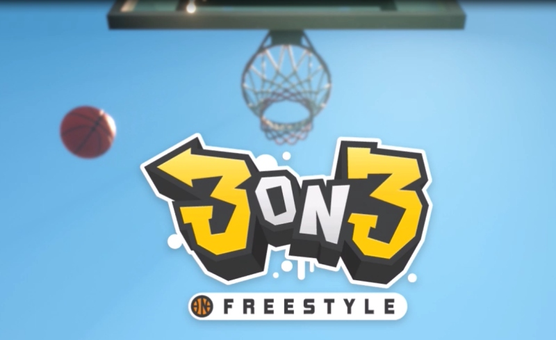 3on3 freestyle demo