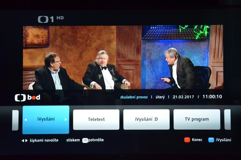 HbbTv Česká televize