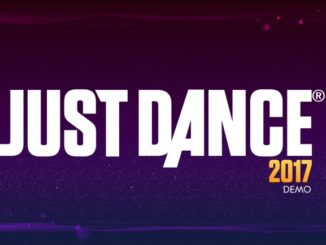 just dance 2017 demo