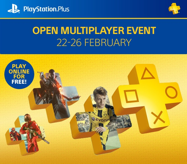 open multiplayer event