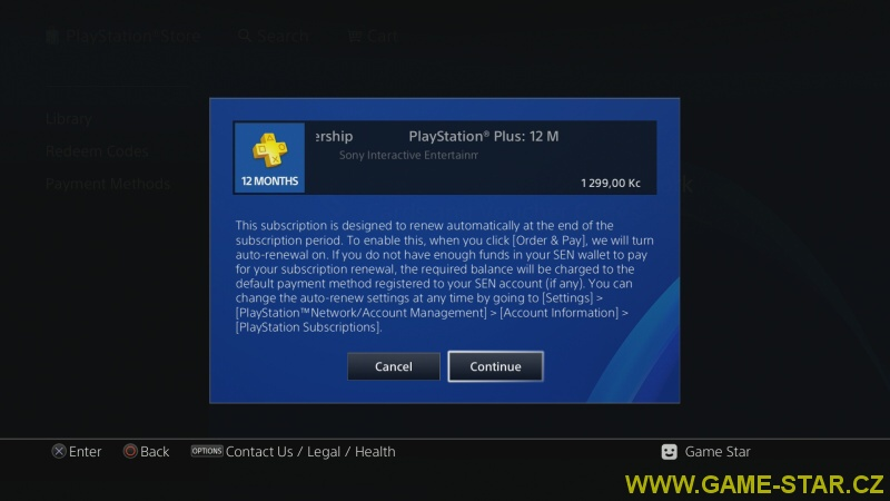 ps plus instalace 5