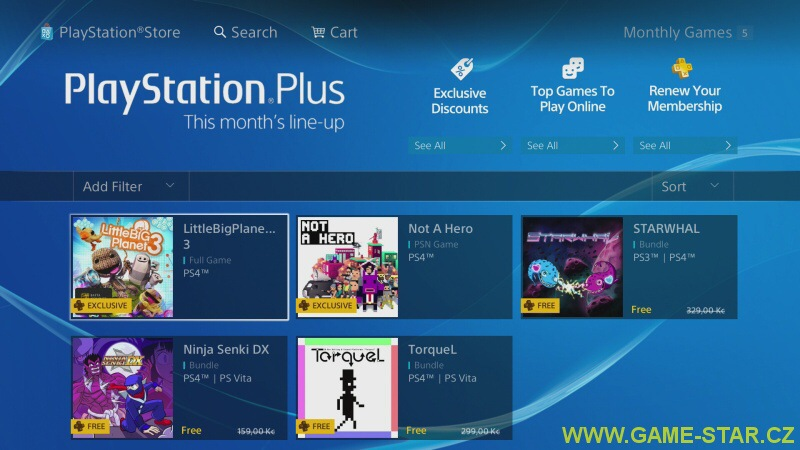 PS Plus instalace 7