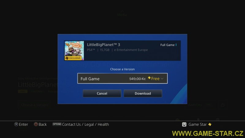 ps plus instalace 8