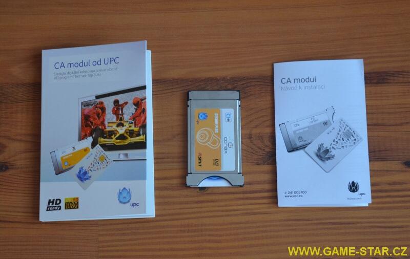 CA modul UPC 5