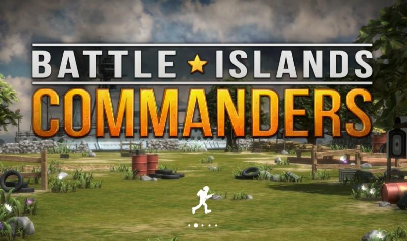 batlle islands commander ps4 demo