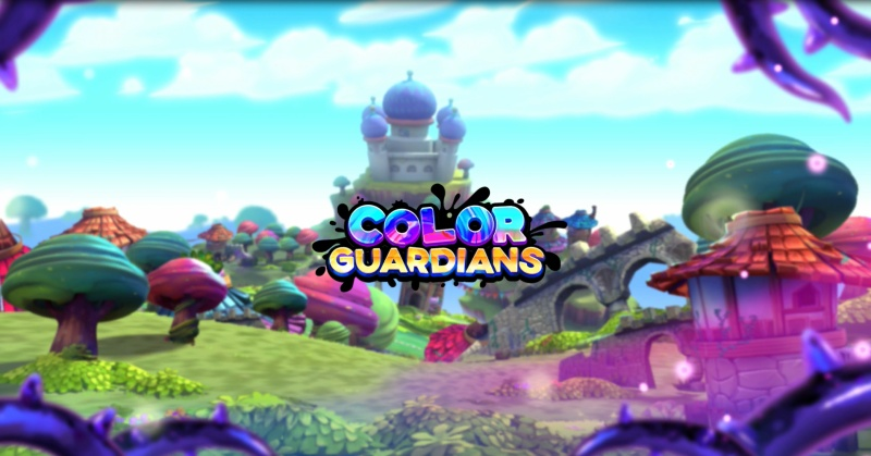 color guardians ps4