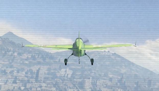 gta5 letecká škola