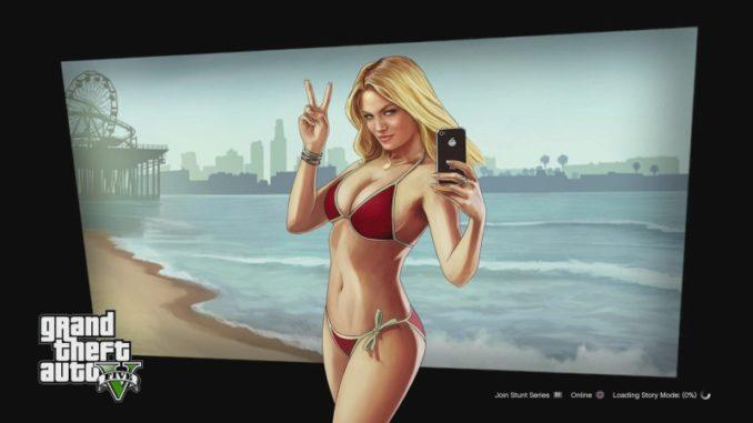 Jak hrát GTA 5 online na PS4