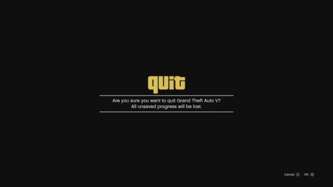 Jak hrát GTA 5 online na PS4 6