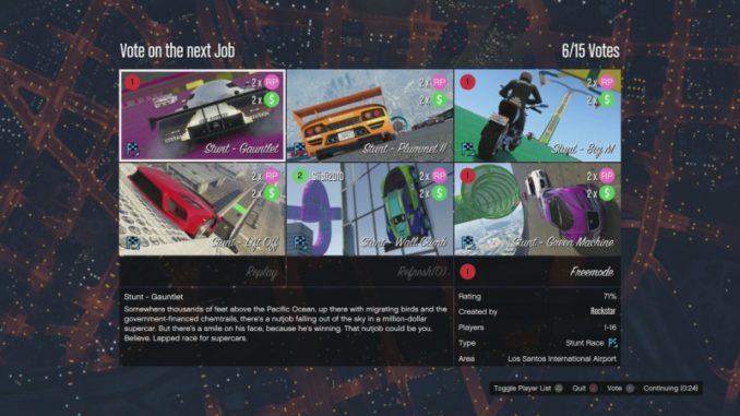 GTA 5 online na PS4 12